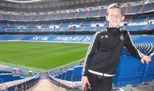 Ryan Stewart in Bernabeu Stadium.JPG